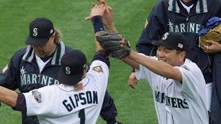 2001alds gm5 mariners take game 5 move on to alcs