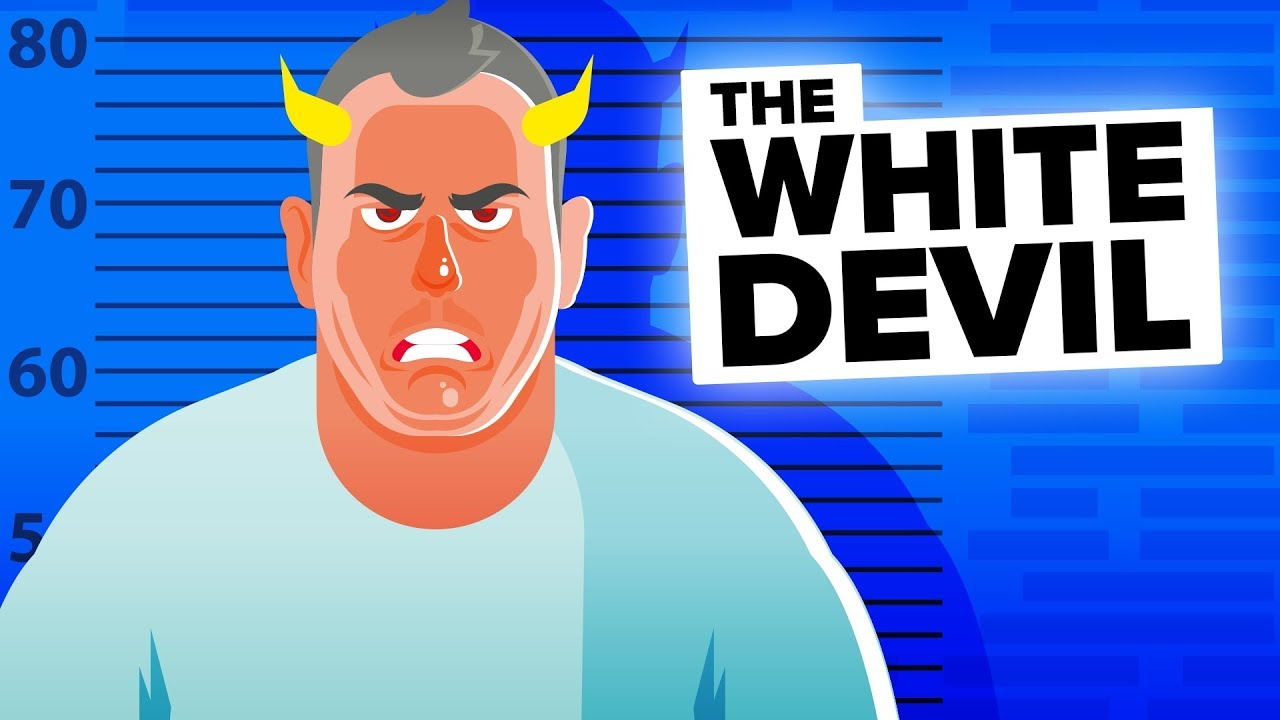 The White American Who Climbed the Ranks of the Chinese Mafia - The White Devil