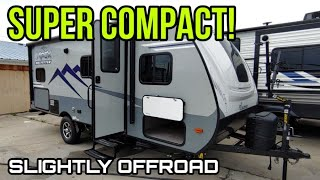 Affordable Off Road Travel Trailer RV! Coachmen Apex Outfitter 194BHS!