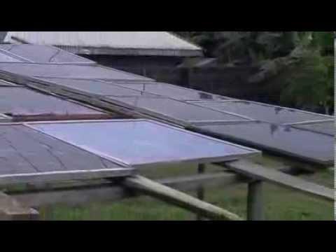 Nigerian solar power system