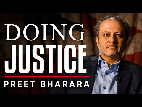 PREET BHARARA - DOING JUSTICE: The Sheriff of Wall Street | London Real