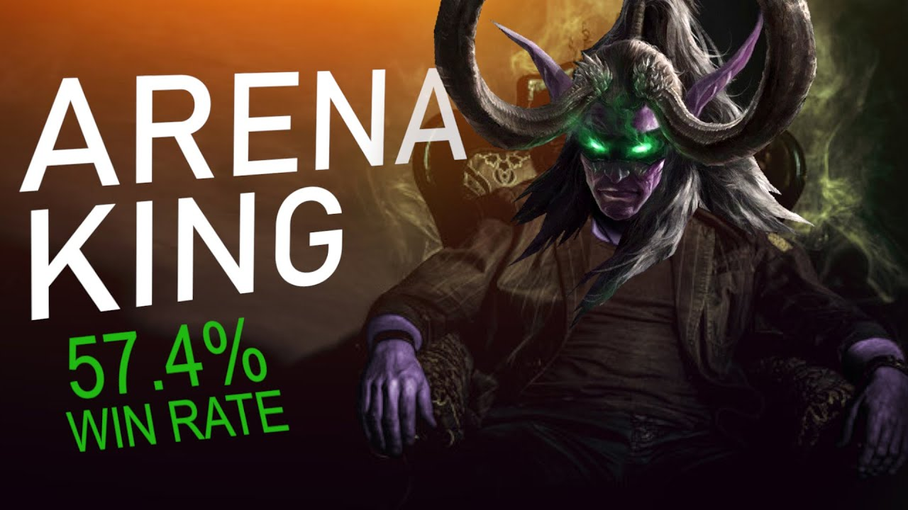 Demon Hunter Rules Arena! | Forged in the Barrens | Hearthstone