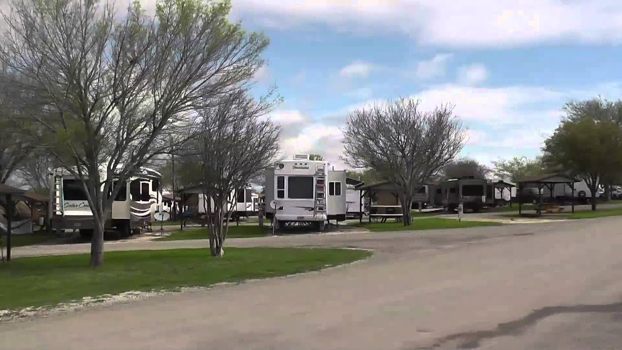 STONE CREEK RV PARK Schertz Texas