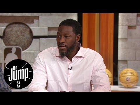 Ben Wallace talks HOF nomination, Kevin Durant's deleted tweets | The Jump | ESPN
