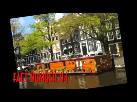 Top 10 Facts About Amsterdam by James Wicks