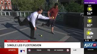 Fresh Start 2 Fitness   The importance of dynamic balance exercises