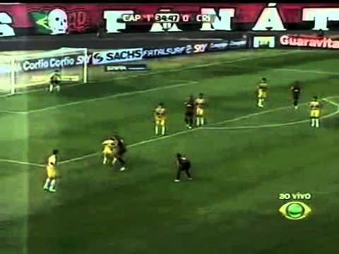 Atlético PR 1 x 0 Criciúma - Jogo Completo - Brasileirão Série B 2012