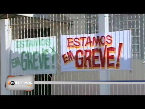 Professores da rede municipal de ensino de Regente Feijó estão de greve
