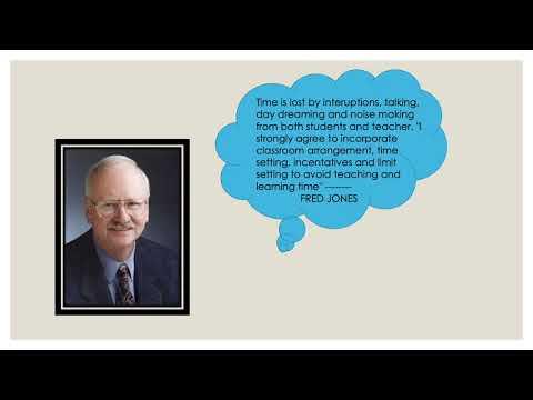 Positive Classroom Discipline Model EDCI 3348