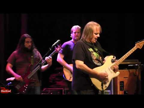 WALTER TROUT • We're All In This Together • Sellersville Theater 7-6-17