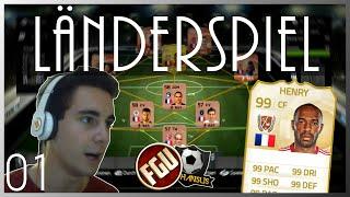 "FIFA 15 Ultimate Team - ""Länderspiel"" mit FGU #01: You spin me right round"