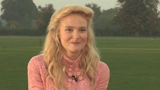 Joanna Vanderham unwraps the irresistible Marian - The Go-Between - BBC One