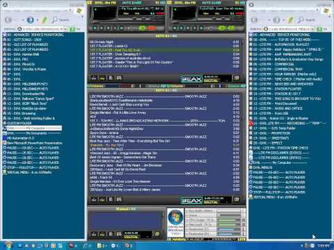 Radio Pro Broadcast PC - DJ Studio, Server and Transmitter Audio Processor