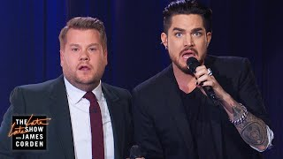 'The Show's Ending Now' - Queen Parody w/ Adam Lambert