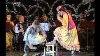 The State Song and Dance Ensemble of Tatarstan