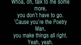 "Phoebe Snow- ""Poetry Man"" (with Lyrics) (1080pHD)"