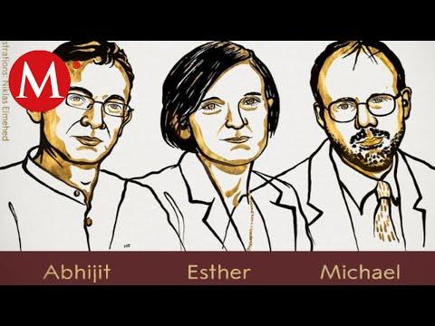 Abhijit Banerjee, Esther Duflo y Michael Kremer: ganadores del Nobel de Economía 2019