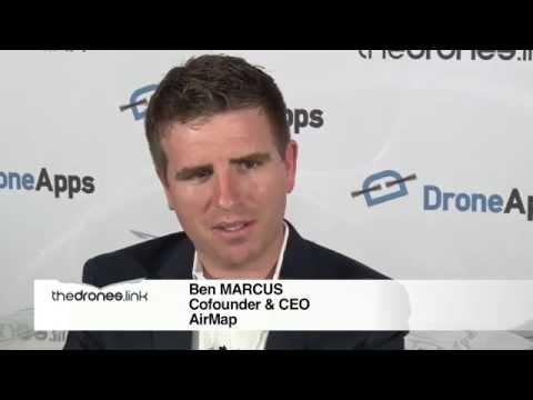 DroneApps -  Interview : Ben MARCUS