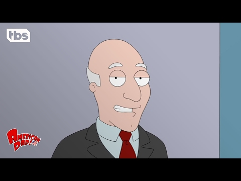 American Dad: The Office - C.I.A. Edition [CLIP] | TBS