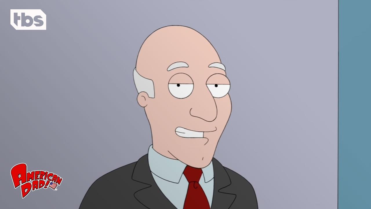 American Dad american dad: the office - c.i.a. edition (season 6 episode 18 clip) | tbs