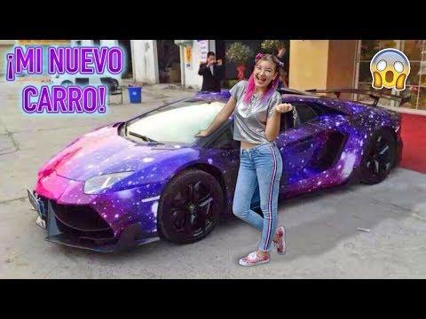 ¡MI NUEVO CARRO! Conduciendo Por PRIMERA VEZ 😱 Lulu99