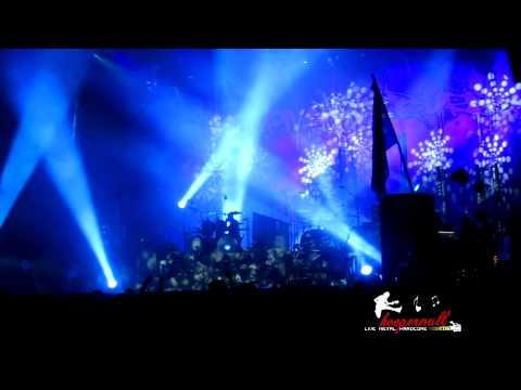 Parkway Drive + Heaven Shall Burn - Coop Show in Hamburg (Full HD)