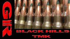 Best 5.56 Ammo Part 3 - Black Hills 77gr TMK