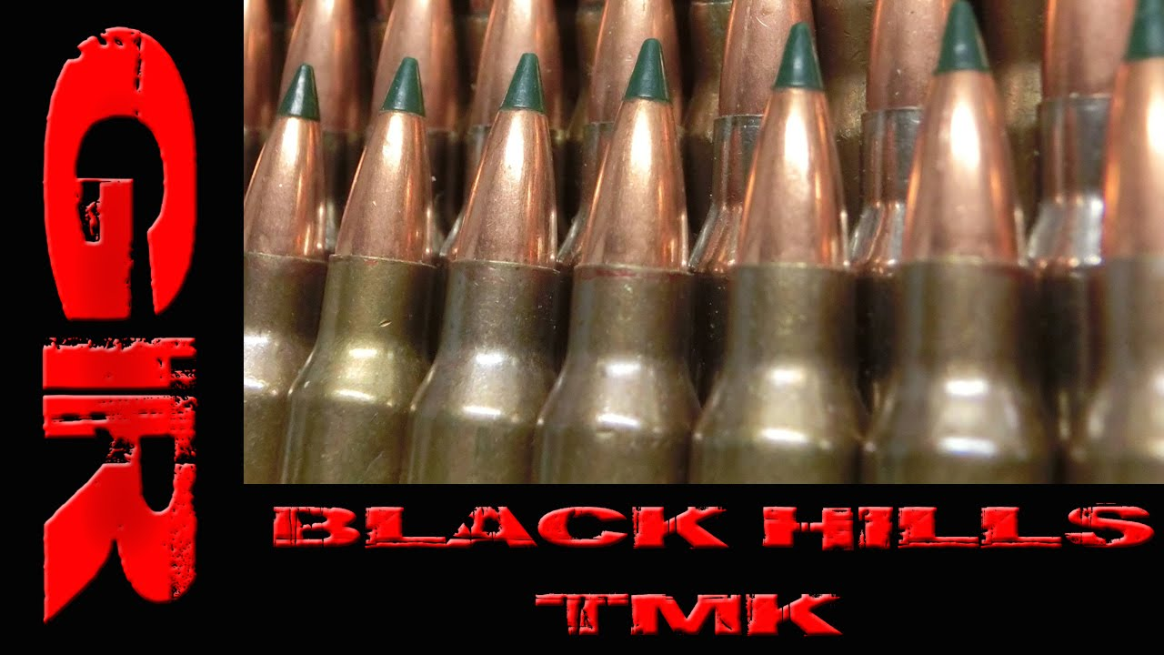 500 round Case Black Hills Ammunition Factory New D556N19 - 5 56 NATO 77  Grain Tipped MatchKing - FREE SHIPPING!