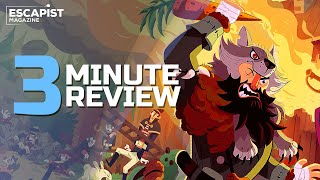 Bloodroots | Review in 3 Minutes (Video Game Video Review)