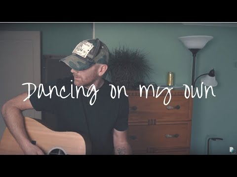 Dancing On My Own Calum Scott // Robyn (Cover by Derek Cate)