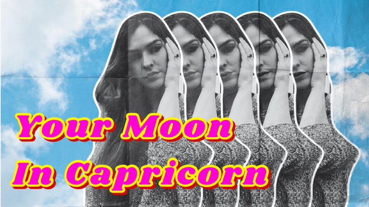 Download Capricorn Moon   Your Emotional Nature