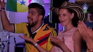 Самая горячая вечеринка «MЯЧ PARTY»: Колумбия, Сенегал и Россия