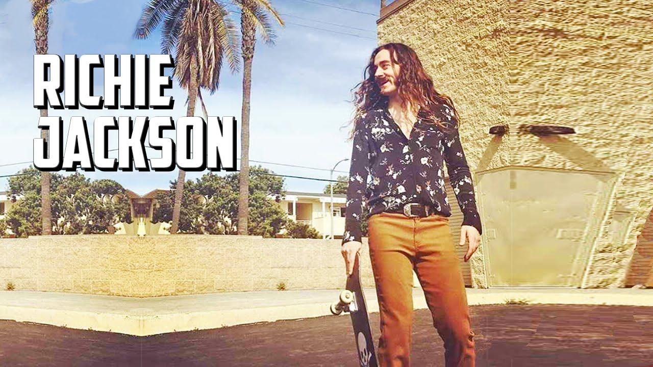 "Download Richie Jackson ""Unreal Skateboarding"" 2018"