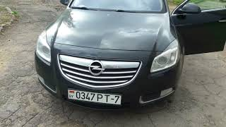 Opel Insignia Sports Tourer 4x4 Честный Обзор