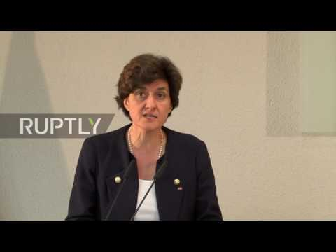 Germany: Trump's presence in Brussels a sign of interest in NATO - French DM