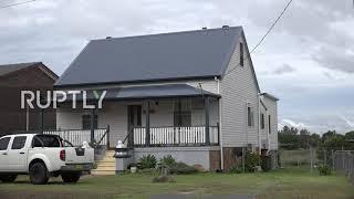 Australia: Video shows hometown of New Zealand mosque shooting suspect