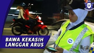Gambar cover MKL Crimedesk | Mat Rempit Tak Serik Langgar Arus Elak Polis