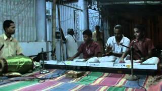 KEYBOARD R.Akash & Prakash NATANAM ADINAR - VASANTHA RAGAA M2U00167.MPG