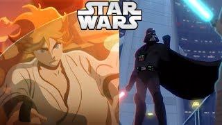 Disney Remaking Prequels and Originals in NEW Show - Star Wars Explained