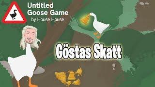 Gösta Gås Skatt | Untitled Goose Game | del 5