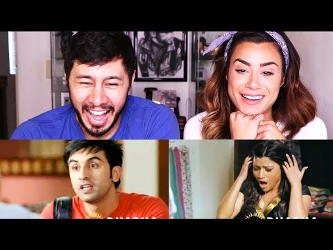 WAKE UP SID | Ranbir Kapoor | Trailer Reaction w/ Sada Simone!