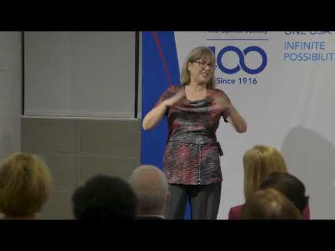 2018 Nobel Prize winner, Donna Strickland, Remarks at The Optical Society - Clip