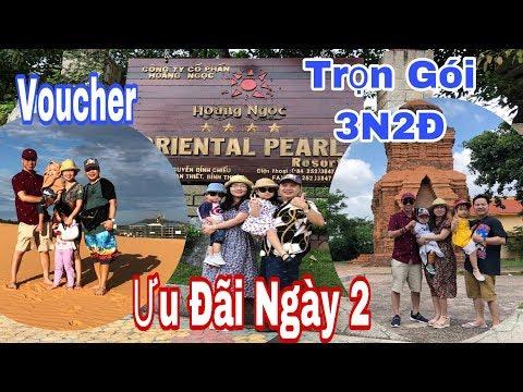 Hoang Ngoc Resort & Spa – Trải Nghiệm Voucher Trọn Gói 3N2Đ – Ngày 2 | SauSoc TV