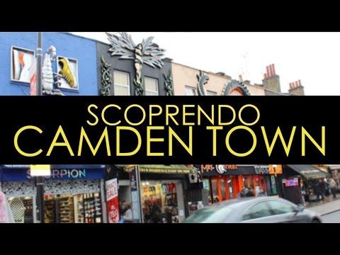 SCOPRENDO CAMDEN TOWN - thepillow #1