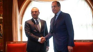 بعد تهديدات أردوغان بإنهاء حكم الأسد..لافروف في تركيا وأردوغان يتراجع فجأة-تفاصيل