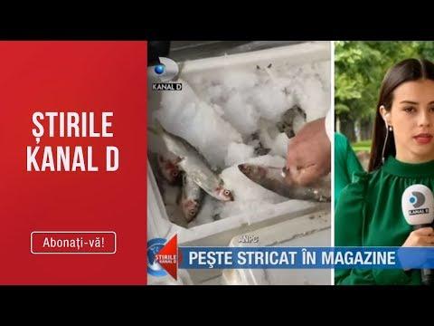Stirile Kanal D (24.05.2019) - Peste stricat in magazine | Editie de pranz
