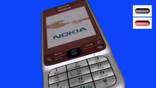 Nokia 3230 - 3D Demo Video