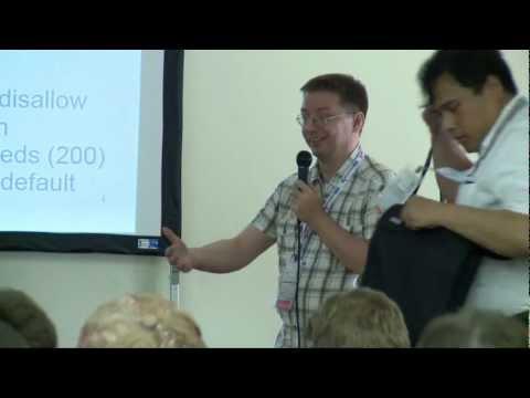 Wikimania 2011 - 1st Day: Wikipedia editorial policy