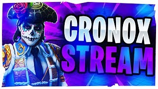 "LET'S TAKE STE REAL WINS!"" BUG Cronox - Fortnite [945 WINS/18,548 KILLS]"