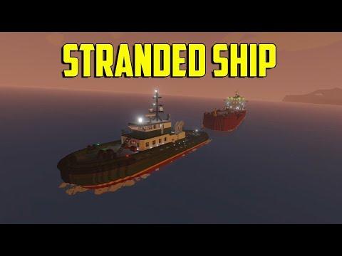 Stormworks - Stranded Ship